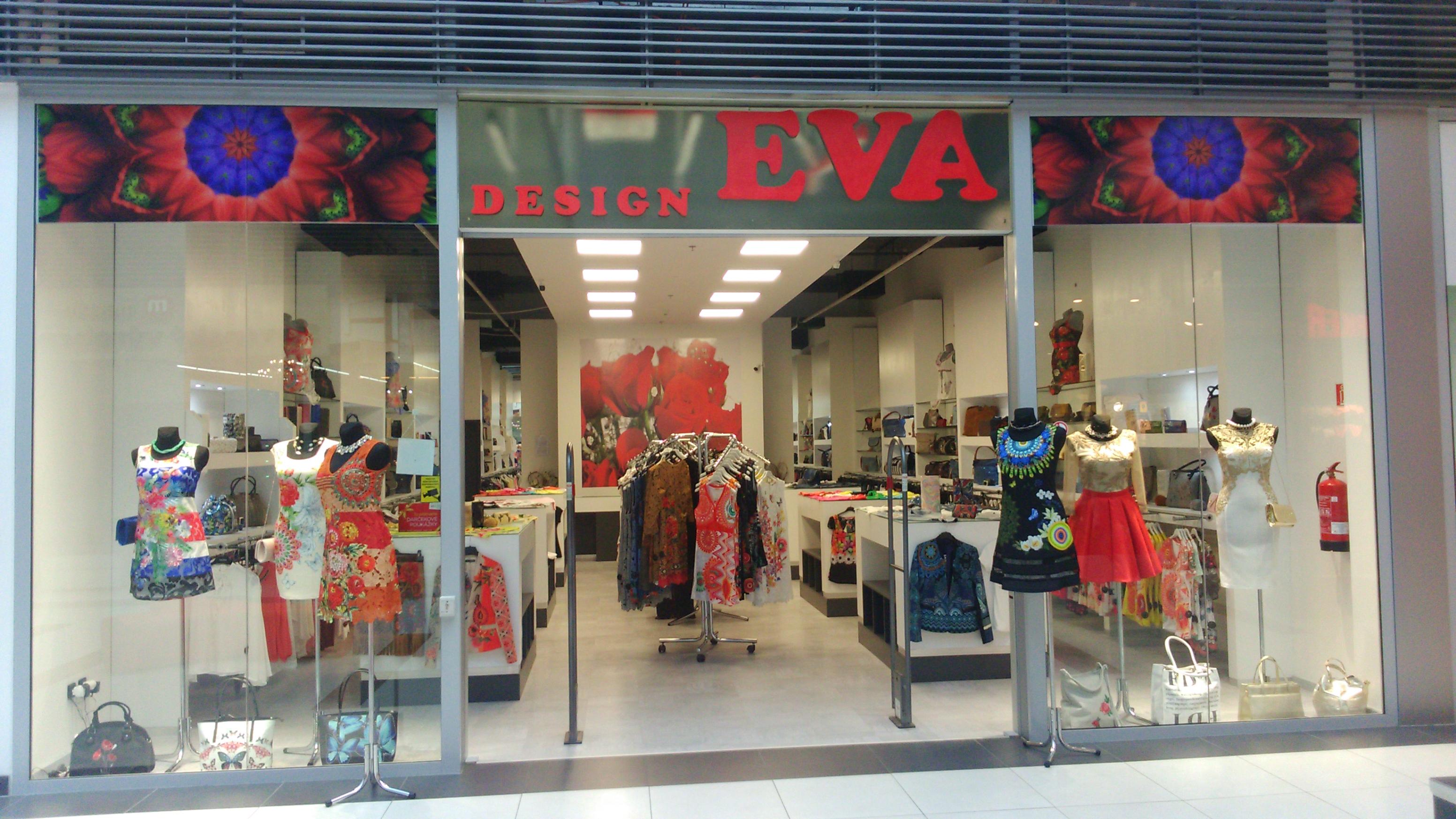 kamenný obchod Design Eva